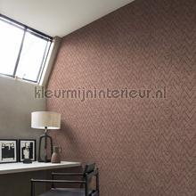 Woven chevron behang BN Wallcoverings Bazar 219401