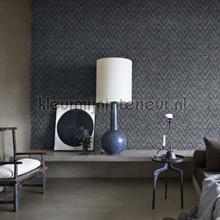 Woven chevron behang BN Wallcoverings Bazar 219406