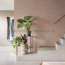 Woven textile wallcovering BN Wallcoverings Wallpaper room set photo's