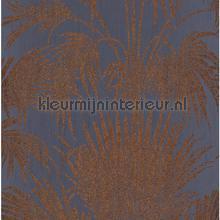 belle epoque josephine foil blue-cuivre tapet Casadeco Belle Epoque BEEP82246415