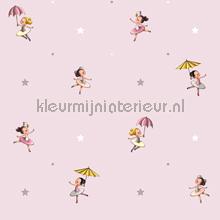 Ballet danseresjes behang Rasch Bimbaloo 2 330075