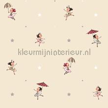 Ballet danseresjes behang Rasch Bimbaloo 2 330082