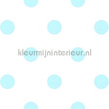 Rondjes behang papel de parede Rasch Bimbaloo 2 330174