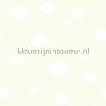 Witte wolken behang Rasch Bimbaloo 2 330266
