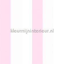 3 kleuren streep behang roze papel de parede Rasch Bimbaloo 2 330280