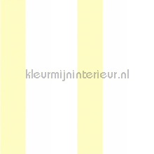 3 kleuren streep behang geel wallcovering Rasch Bimbaloo 2 330297