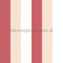 3 kleuren streep behang Rasch Bimbaloo 2 330310