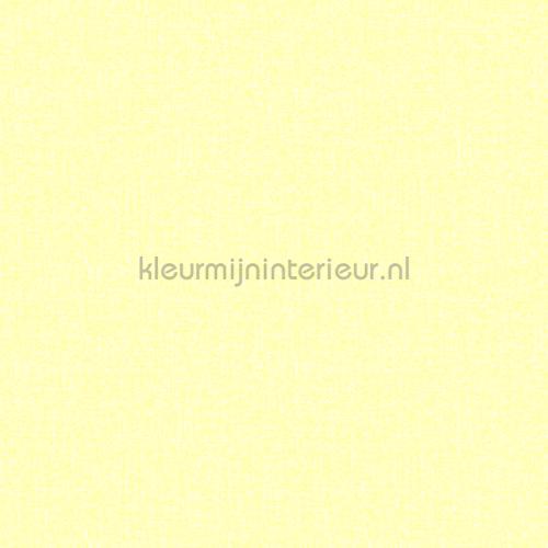 Glad papier lichtgeel papel pintado 330365 Bimbaloo 2 Rasch
