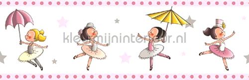 Ballet danseresjes papel pintado 330440 Bimbaloo 2 Rasch