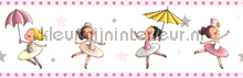 Ballet danseresjes behang Rasch Bimbaloo 2 330440