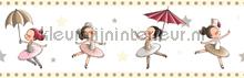 Ballet danseresjes behang Rasch Bimbaloo 2 330457