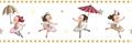 Ballet danseresjes  rasch