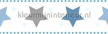 Kinder sterren rand papel de parede Rasch Bimbaloo 2 330495