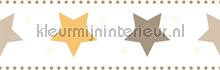 Kinder sterren rand wallcovering Rasch Bimbaloo 2 330518