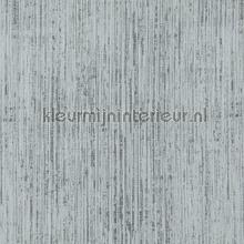 Birch baby blue wallcovering DWC Veloute Flock