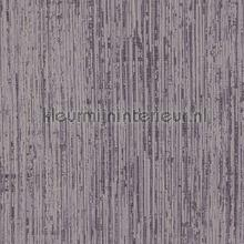 Birch violet blue wallcovering DWC Veloute Flock