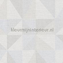 Scandi ruit in linenlook tapeten AS Creation Bjorn 351813