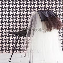 Pied de poule ruit behang Eijffinger Modern Abstract