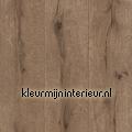 Zeer realisctisch bruin hout behang Rasch behang