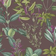 Flower behang Hookedonwalls Modern Abstract