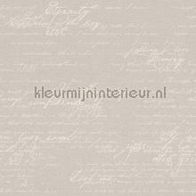 Blossom script behang Rasch Blossom Art 10630