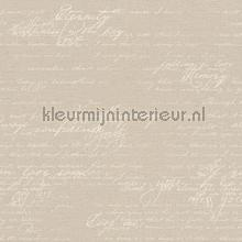 Blossom script behang Rasch Blossom Art 10640