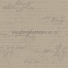 Blossom script behang Rasch Blossom Art 10650