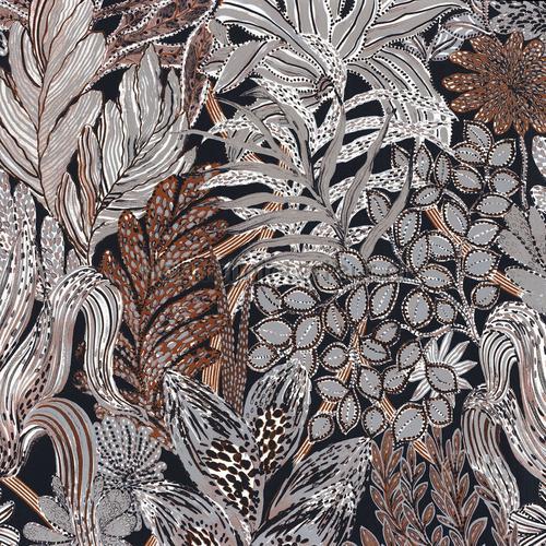 borromee papier peint 74320528 Blossom Casamance