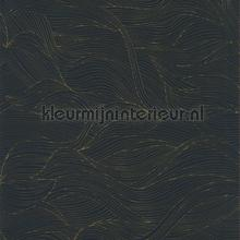 alula papier peint Casamance Blossom 74360620
