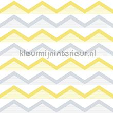 Hills yellow behang Lavmi Blue Book 142201
