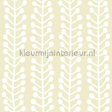 Herbs beige behang Lavmi Blue Book 142301