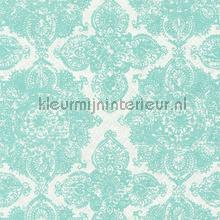 Etnic ornament pattern papier peint AS Creation spécial