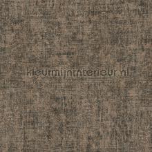 Ruig gemeleerd brons zwart tapeten AS Creation Borneo 322611
