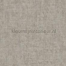 Ruig gemeleerd grijsbeige tapeten AS Creation Borneo 322616