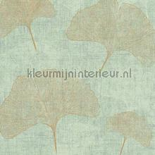 Ginkgo blad tapeten AS Creation Borneo 322652