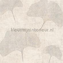 Ginkgo blad tapeten AS Creation Borneo 322653