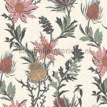 Thistle papel pintado Cole and Son Botanical 115-14043