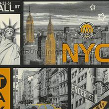 NYC papel pintado AS Creation Wallpaper creations