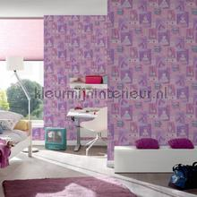 Prinsesen trots wallcovering AS Creation urban