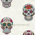 Sugar skulls crianças