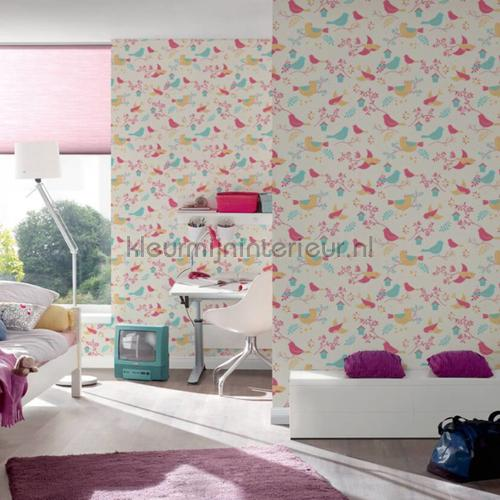 Vogels wallcovering 36756-2 girls AS Creation