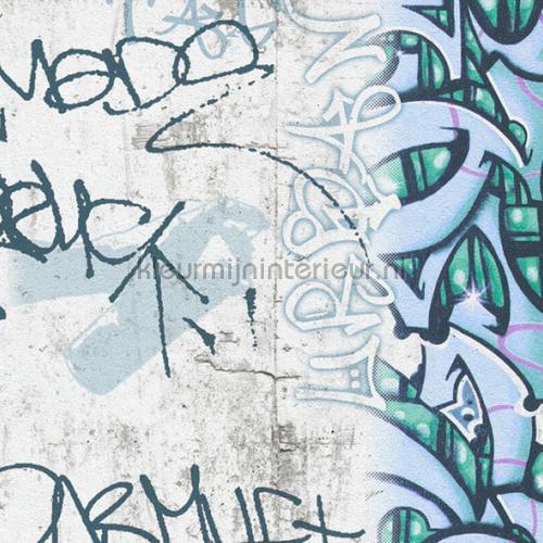 Graffity banen behaang 36986-2 intrieurs AS Creation