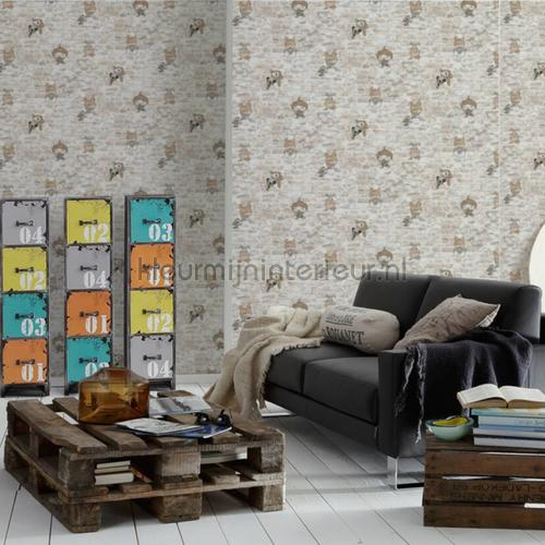 Cool wall tapet 36987-3 Boys and Girls 6 AS Creation