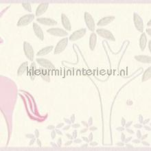 Pastel eenhoorn behangrand papel de parede AS Creation Wallpaper creations