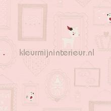 Schattige inlijstingen papel de parede AS Creation Wallpaper creations