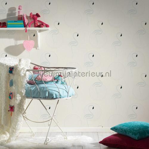 Pure flamingo tapet 36998-1 piger AS Creation