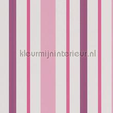 Relief strepen roze paars tapet AS Creation Wallpaper creations