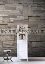 Mural kops hout compositie fotomurales Esta home Brooklyn Bridge 158208
