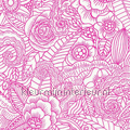 Ibiza flowers roze tapet Esta home Cabana 140-148-614