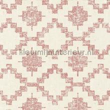 Textile look blocks tapet AS Creation California 363753